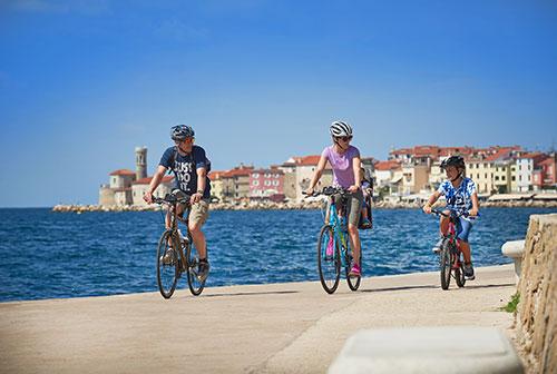 Three countries virtual bike tour